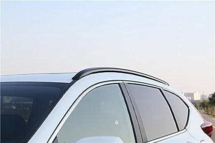 2 PC Black Cross Bar for Honda CRV CR-V 2017 2018 Luggage Baggage Roof Rail Rack