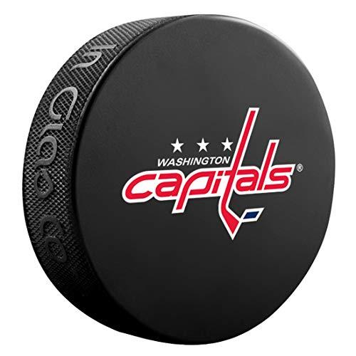 Washington Capitals Basic Collectors NHL Hockey Game Puck