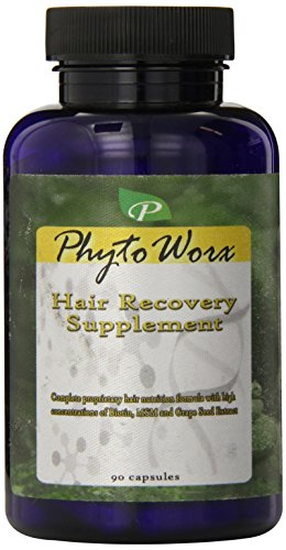 PhytoWorx Recovery Regrowth Supplement Contains