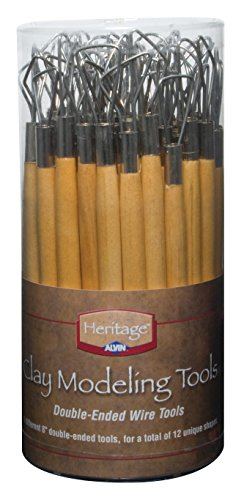 Heritage Arts DWTC60D Double-Ended Wire Tool Assortment by Heritage Arts