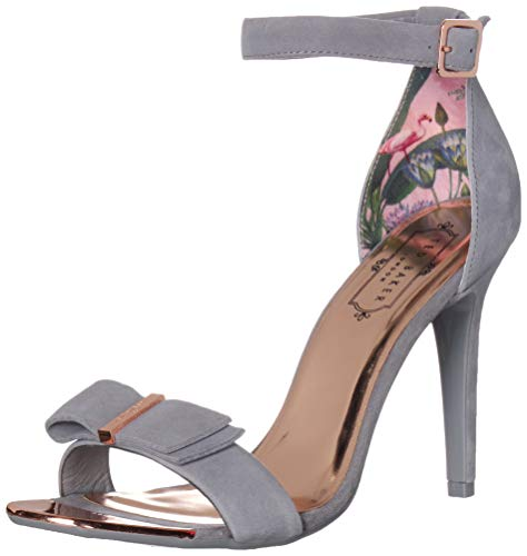 Ted Baker Womens Hanma Slate Grey 9 M ()