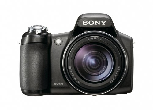 Sony Cybershot DSC-HX1 9.1MP 20x Optical Zoom Digital Camera