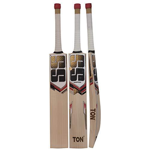 SS TONKWJNR012 Kashmir Willow Ton Maximus Cricket Bat, Size 1