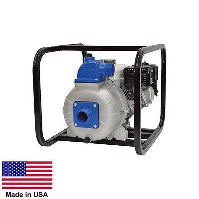 Streamline Industrial HIGH PRESSURE WATER/FIRE PUMP - Coml - 2
