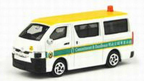 TINY No.22 Toyota Hiace Hong Kong Customs - Custom Hong Kong