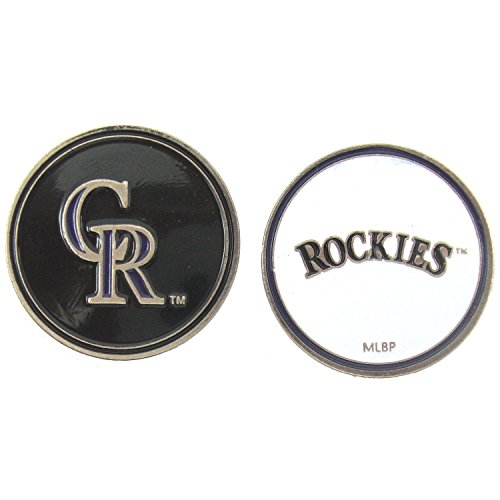- Colorado Rockies Golf Ball Marker (2-Sided)