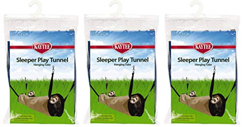Kaytee Super Play Tunnel Hanging Tube 3 Pack ()