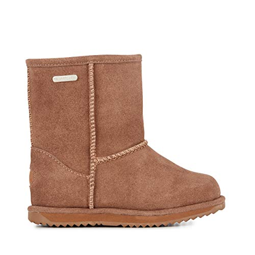 EMU Australia Brumby Lo Kids Wool Waterproof Boots Size 9 EMU Boots
