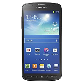 Samsung Galaxy S4 Active I537 16GB Unlocked GSM 4G LTE Water-Resistant Smartphone w/ 13MP Camera - Urban Gray