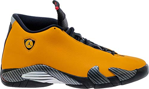 Nike Air Jordan 14 Retro SE Ferrari University Gold/Black (13 D(M) US)