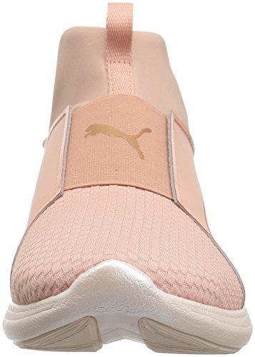 Chaussures Femme peach Peach Ep Beige Beige Pour Rebel Puma Mid Xw8d6gXq