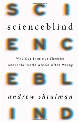 Scienceblind Audiobook