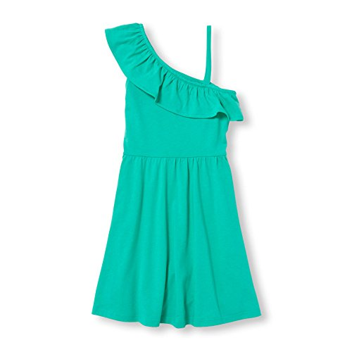 The Children's Place Girls' One Shoulder Dress