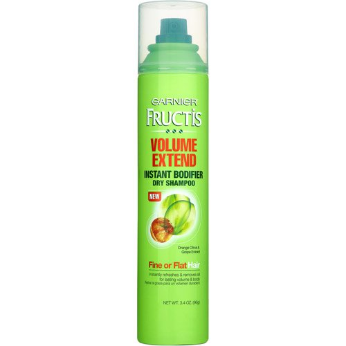 Garnier Fructis Volume Extend Instant Bodifier Dry Shampoo 3.40 oz (Pack of 6)