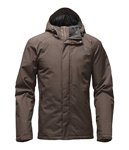 The North Face Men's Inlux Insulated Jacket - Falcon Brown Heather - XL (Past Season) by The North Face