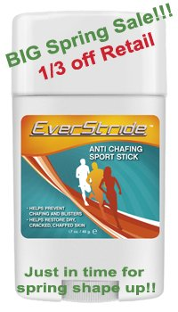 Vassanfin Anti Chafing Stick Sport