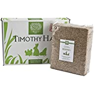 Small Pet Select Timothy Hay And Bedding Combo Pack: Timothy Hay (10 Lb.), Bedding (56L)