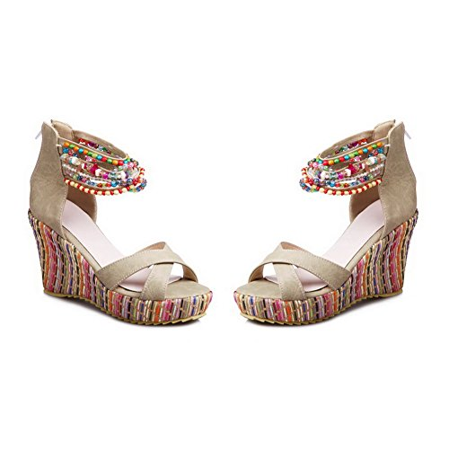 Platforms Sandali Cold Oversized Urethane 1to9 Mjs03277 Beige Non Womens Lining marking 70qRawUR