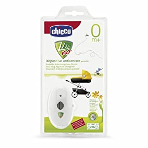 Chicco 1881200000 Dispositivo Anti-Zanzare 6 spesavip
