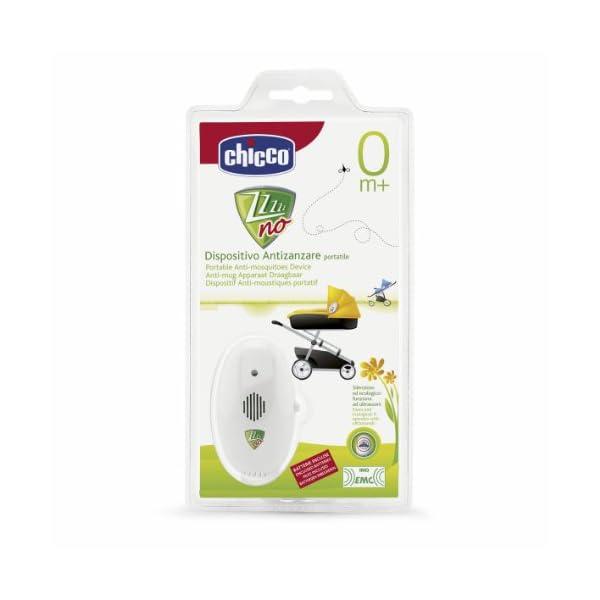 Chicco 1881200000 Dispositivo Anti-Zanzare 1 spesavip