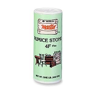 Pumice Stone, Fine (4F), 1 lb.