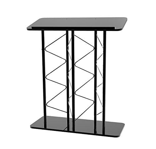 FixtureDisplays Metal Truss Podium Double Width Modern Design 13137 13137 ()