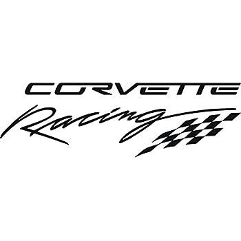 chevrolet racing logo. chevy corvette racing decal black chevrolet logo