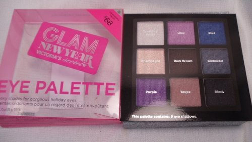 e5b3aa4bc4aae Victoria's Secret Metallic Eyeshadow Glam New York Eye Palette Kit