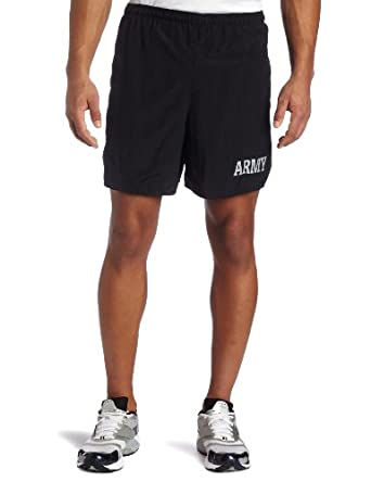 Soffe Mens US Army PT Short at Amazon Men's Clothing store