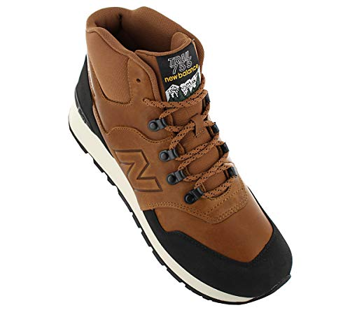 Hl775 New Stivali Balance Brown Uomo 5awqAXw