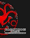 Game of Thrones House Sigil Cross Stitch Collection