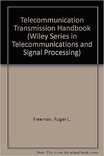 Transmission freeman pdf handbook telecommunication