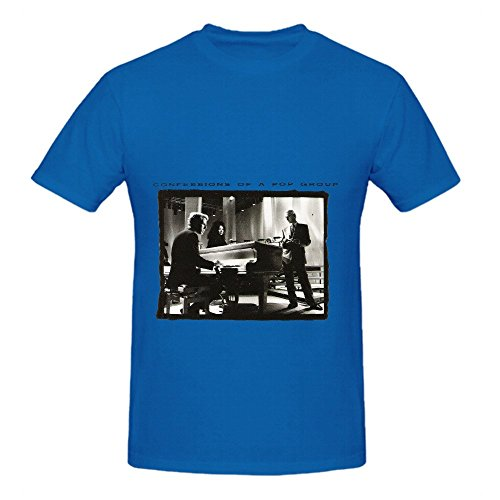 Style Council Confessions Of A Pop Group Rock Mens O Neck Cool Tee Shirts - Andre Style 3000