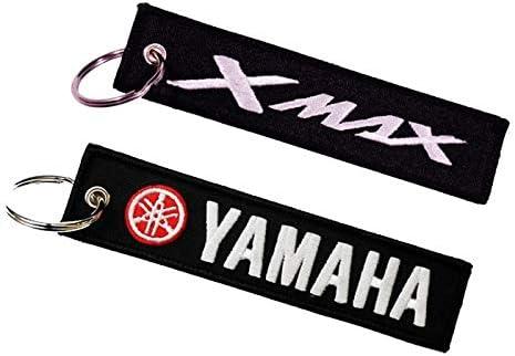 X-Max portachiavi doppia faccia