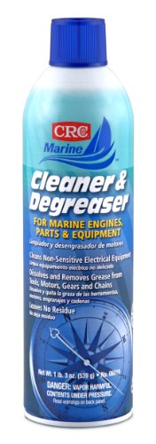 CRC 06019 Marine Cleaner and Degreaser - 19 Wt (Crc Marine Engine)
