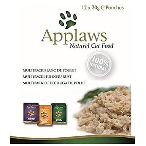 Applaws – Bolsa de Comida para Gatos, Varios Paquetes
