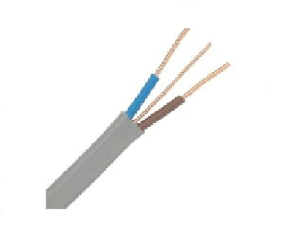 Doncaster Cables Twin & Earth & 3 Core And Earth Cable Cable Variety: Twin & Earth (Basec) Cable Size: 2.5Mm Cable Length: 15 Metres
