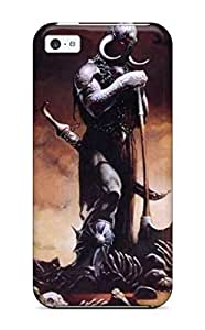 Iphone 6 4.7'' Case, Premium Protective Case With Awesome Look - Frazetta Dark