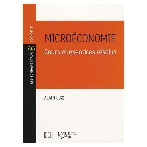 Microéconomie (French Edition)