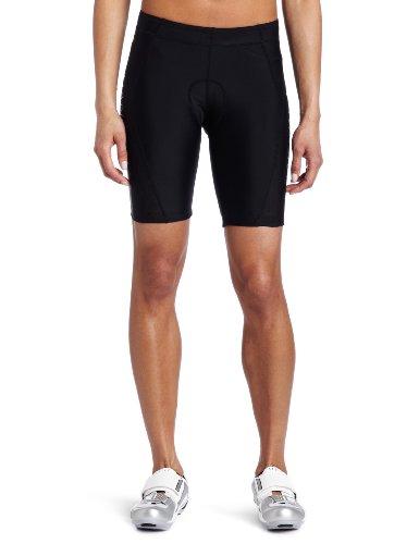 Danskin Women's 7 Inch Triathlon Bike Short, Black, X-Small