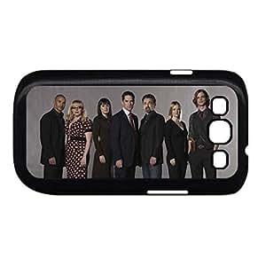 Generic Tpu Slim Phone Case For Kids Design With Criminal Minds For Samsung Galaxy S3 I9300 Choose Design 2