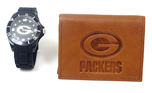 Green Bay Packers Man's Personal Assessory Gift of 2