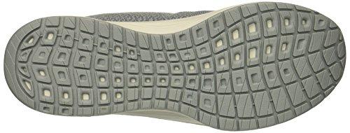 Donna Foam Nero Black cooled Scarpe 13043 Memory Blk Skechers Grigio Air qT41A