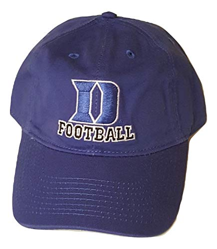 Ncaa Duke Blue Devils Football - NCAA Duke Blue Devils Adjustable Cap Duke Football Hat