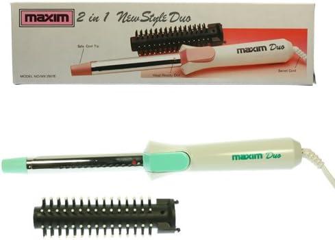 Moldeador Rizador de pelo - Maxim Mx-2907-E.: Amazon.es ...