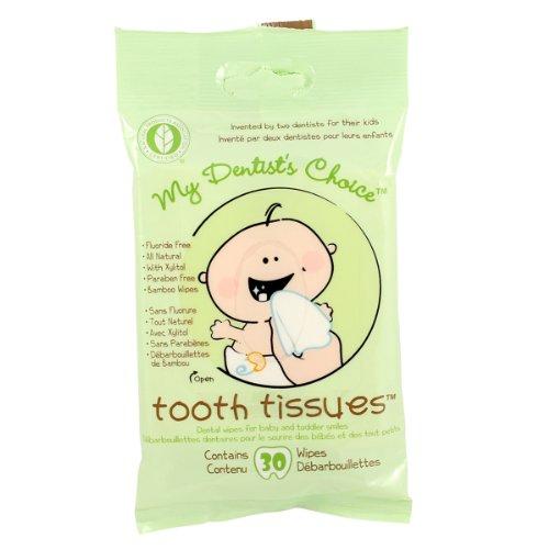 Мой стоматолог Выбор тканей зуба, салфетки, 30 граф (в упаковке 2)