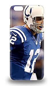 Tpu Shockproof Dirt Proof NFL Indianapolis Colts Andrew Luck #12 Cover Case For Iphone 6 Plus ( Custom Picture iPhone 6, iPhone 6 PLUS, iPhone 5, iPhone 5S, iPhone 5C, iPhone 4, iPhone 4S,Galaxy S6,Galaxy S5,Galaxy S4,Galaxy S3,Note 3,iPad Mini-Mini 2,iPad Air )