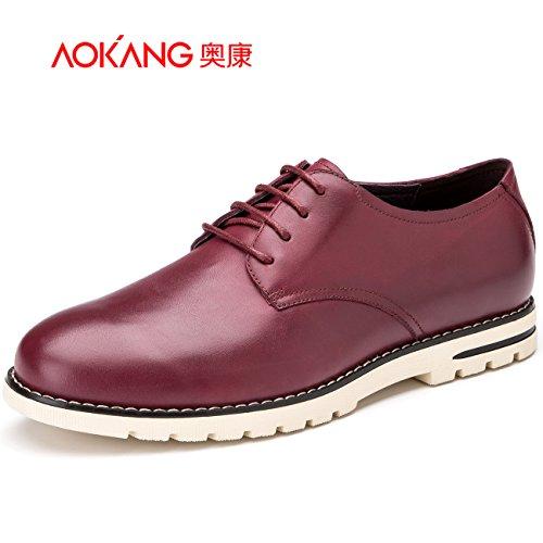 Aemember scarpe da uomo uomini ogni giorno le scarpe per il tempo libero Male-White