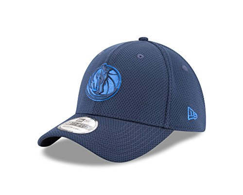 Dallas Mavericks Flag (NBA Dallas Mavericks Adult Tone Tech Redux OTC 39THIRTY Stretch Fit Cap, Medium/Large, Blue)