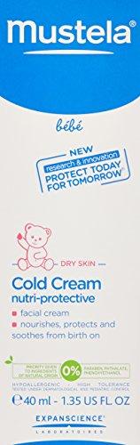Mustela Cold Cream Nutri-protective - 1.35 US fl oz by Mustela (Image #2)